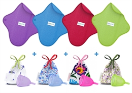 Special offer LadyCup + LadyPad Pantyliners